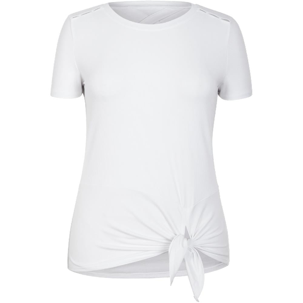 Tail Women's Core Active Sibley Top - White