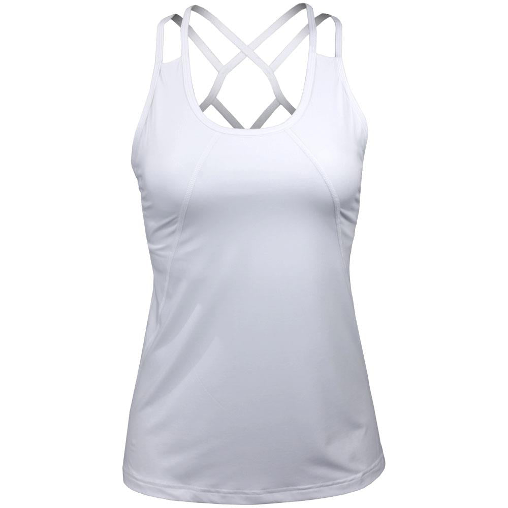 Tonic Women's Fall Victoria Tank - White