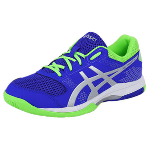 Asics Men's Gel-Rocket 8 - Illusion Blue/Silver