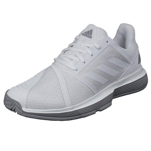 adidas Women's CourtJam Bounce - White/Grey