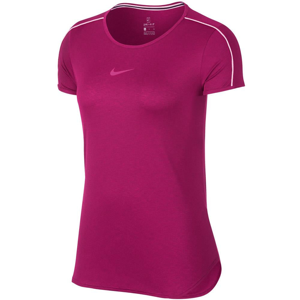 Nike Women's Court Dry Top - True Berry ?id=4696528650330