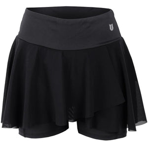 EleVen Women's Outskirt Shortie - Black