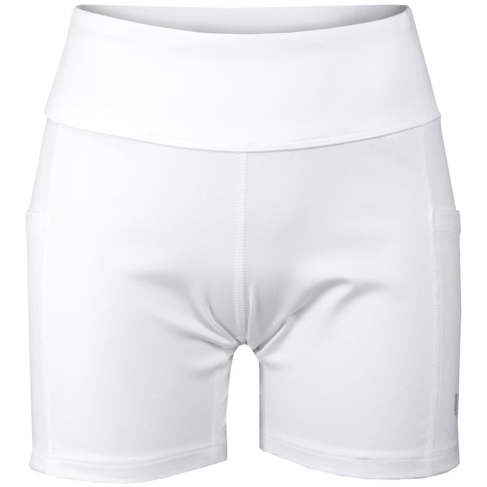 EleVen Women's Core Focus Short - White