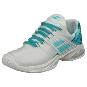 Babolat Women's Propulse Fury - White/Mint Green