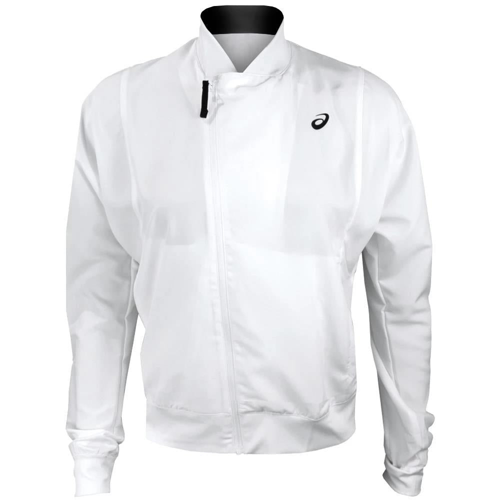 Asics Women's Practice Jacket - White ?id=12804206493786
