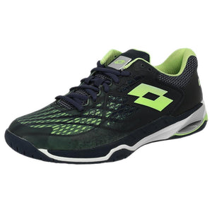 Lotto Men's Mirage 100 SPD - Navy/Green Apple
