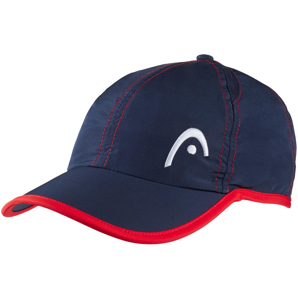Head Junior Light Function Hat - Navy/Red ?id=5371421818970