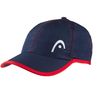 Head Junior Light Function Hat - Navy/Red