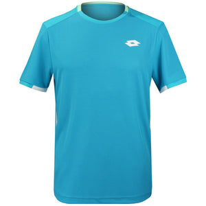 Lotto Boys Team Tee - Bluebird