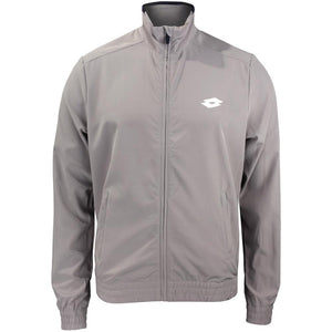 Lotto Men's Tech Jacket - Alloy Grey