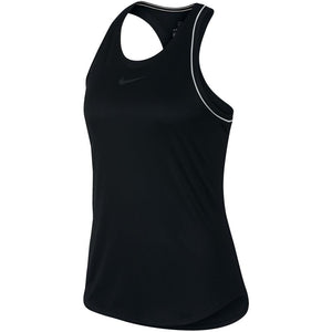 Nike Women's Court Dry Tank - Black
