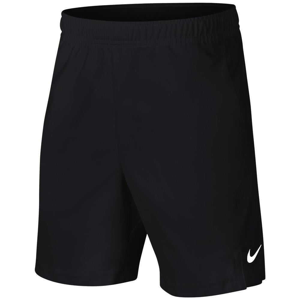 Nike Boys Court Dry Short - Black