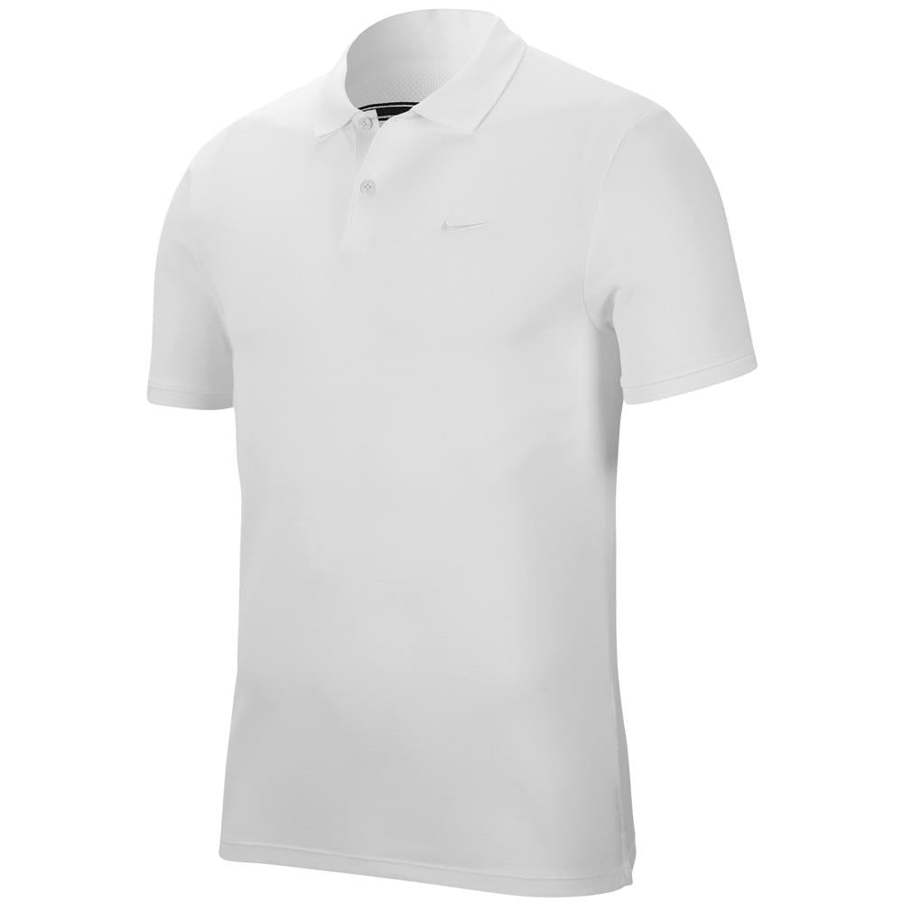 Nike Men's Advantage Court Polo - White