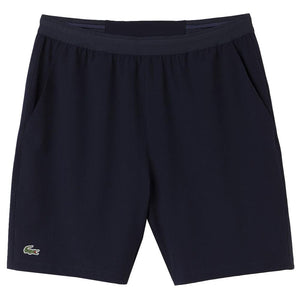 Lacoste Men's Sport Stretch Shorts - Navy Blue