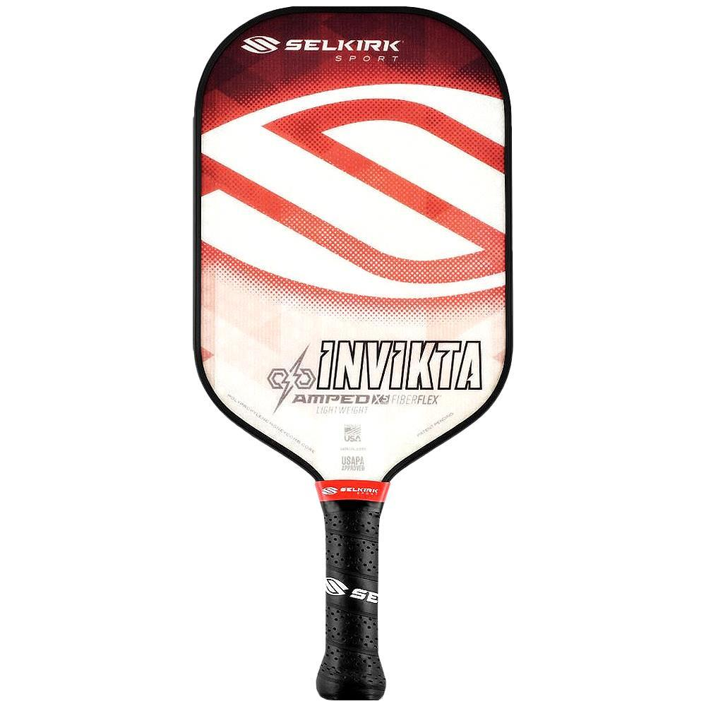 Selkirk Amped Invikta Lightweight - Ruby Red