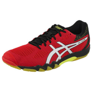 Asics Men's Gel-Blade 7 - Red/White