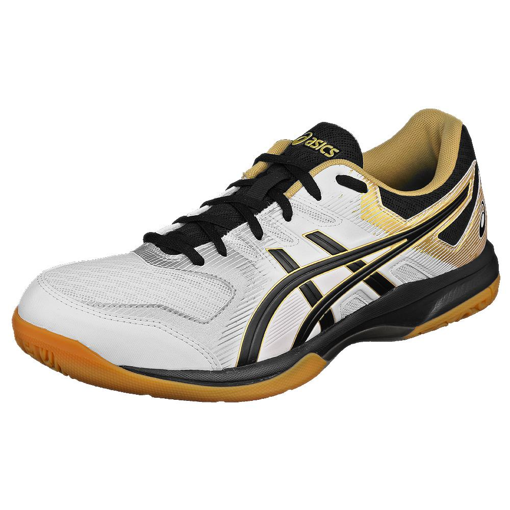 Asics Men's Gel-Rocket 9 - White/Black