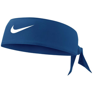Nike Dri Fit Head Tie 3.0 - Game Royal/White