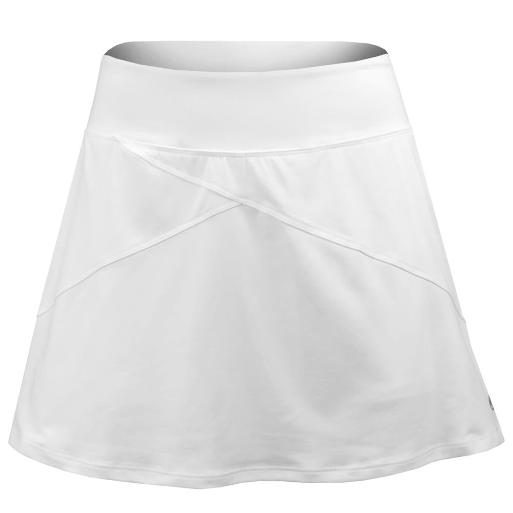 Lija Women's Get in the Game Angle Skort - White