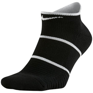 Nike Unisex NikeCourt No-Show Tennis Socks - Black