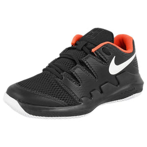 Nike Junior Air Zoom Vapor X - Black/Red