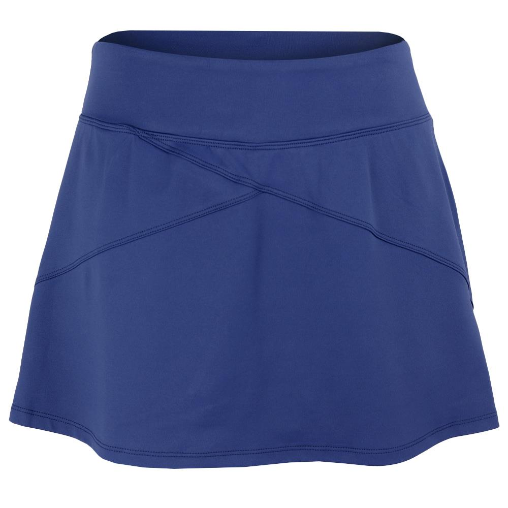 Lija Women's Get in the Game Angle Skirt - Midnight Blue ?id=13369549586522