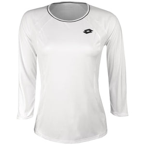 Lotto Women's Team Longsleeve Top - White