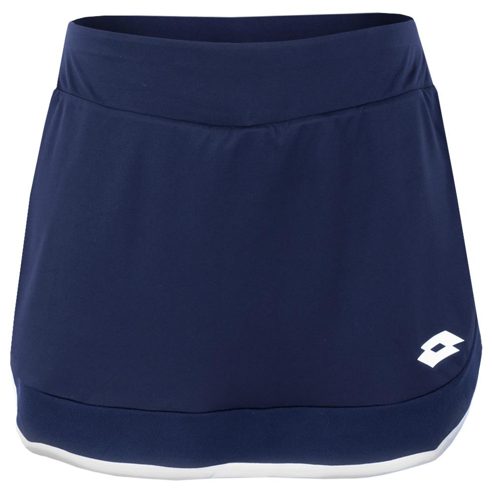 Lotto Girls Team Squadra Skirt - Navy ?id=13866831380570