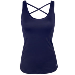 Sofibella Women's UV Colors X Tank - Navy