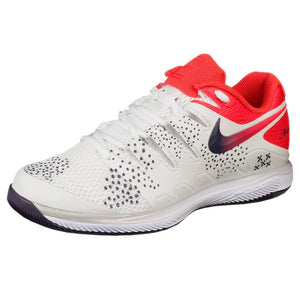 Nike Women's Air Zoom Vapor X - Summit White/Crimson