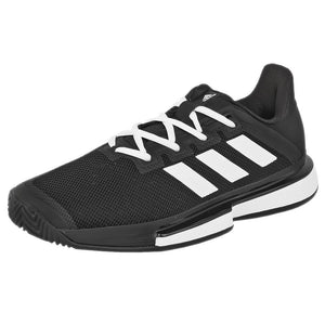 adidas Women's Solematch Bounce - Black/White
