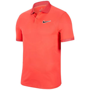 Nike Men's Advantage Melbourne Polo - Laser Crimson