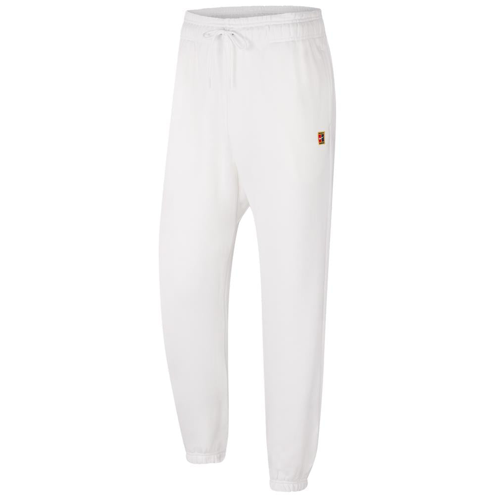 Nike Men's Heritage Fleece Pant - White