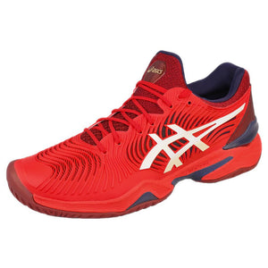 Asics Men's Court FF 2 - Classic Red/White