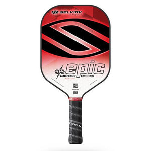 Selkirk Amped Epic Midweight - Selkirk Red