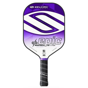 Selkirk Amped Epic Lightweight - Amethyst Purple