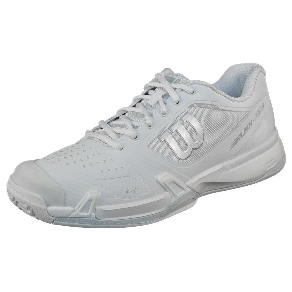 Wilson Men's Rush Pro 2.5 - White/PearlBlue