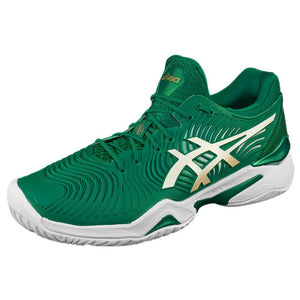 Asics Men's Court FF Novak - Kale/White