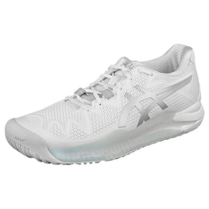 Asics Women's Gel-Resolution 8 - White/Silver