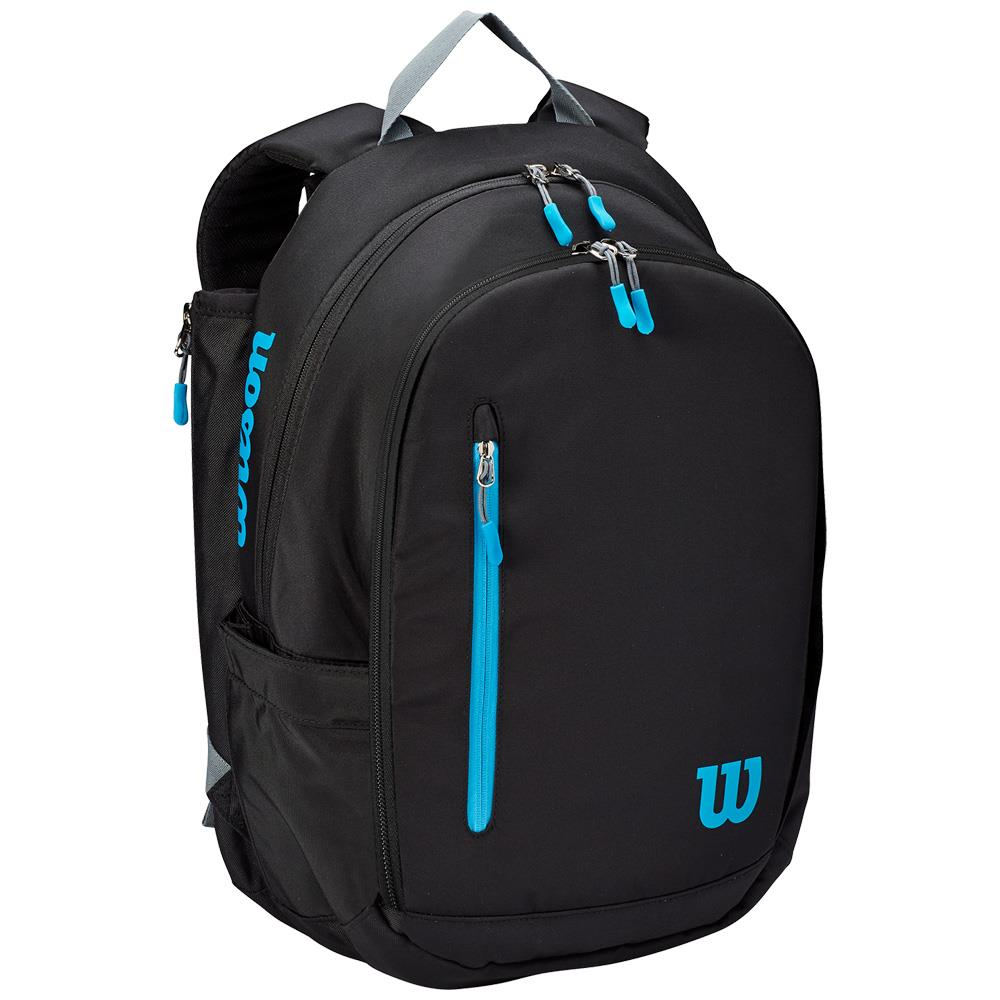 Wilson Ultra Backpack - Black/Blue ?id=14738705088602