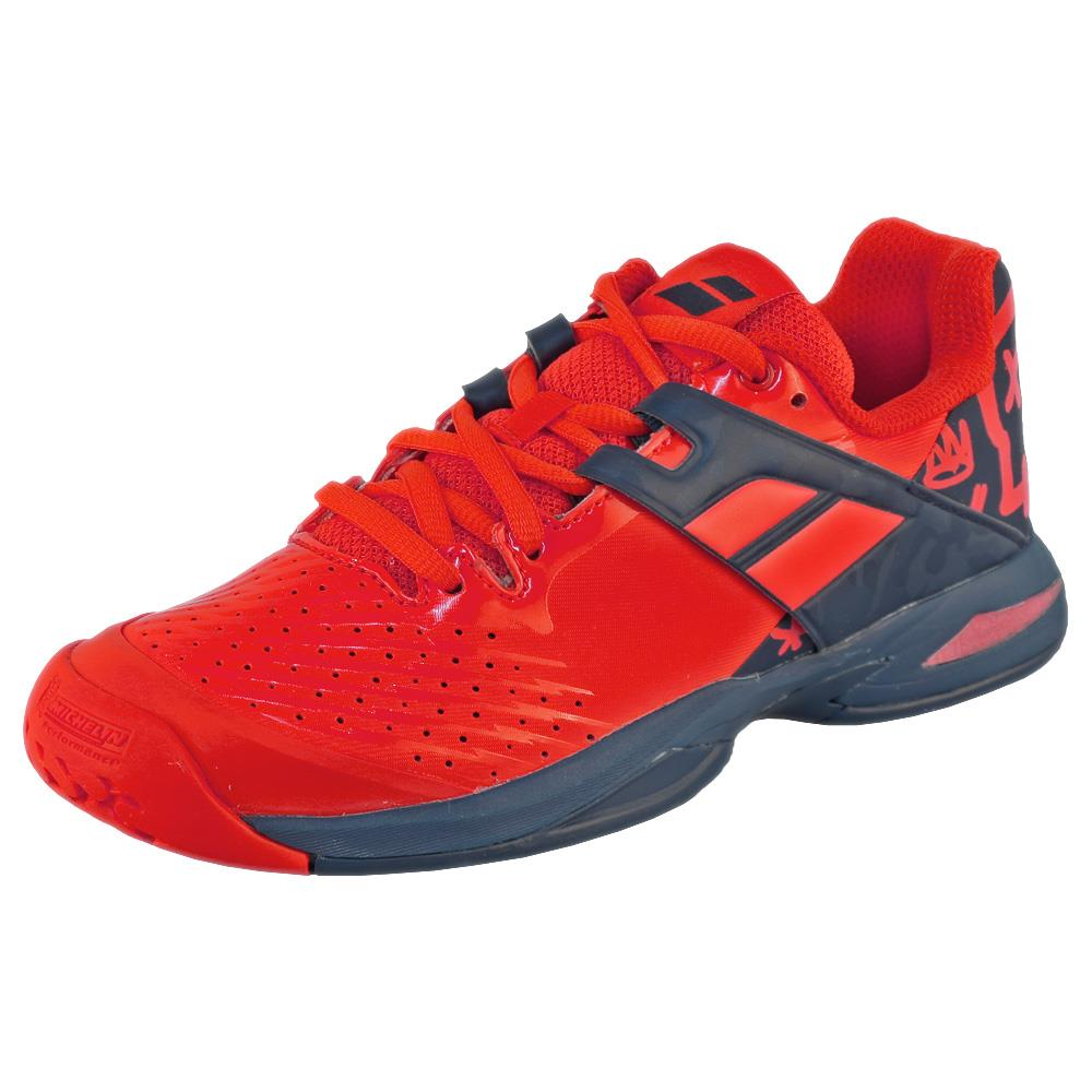Babolat Junior Propulse - AC - Red/Blue ?id=14775174135898