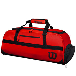 Wilson Tour Duffle Bag - Red