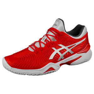 Asics Men's Court FF Novak - Classic Red/White