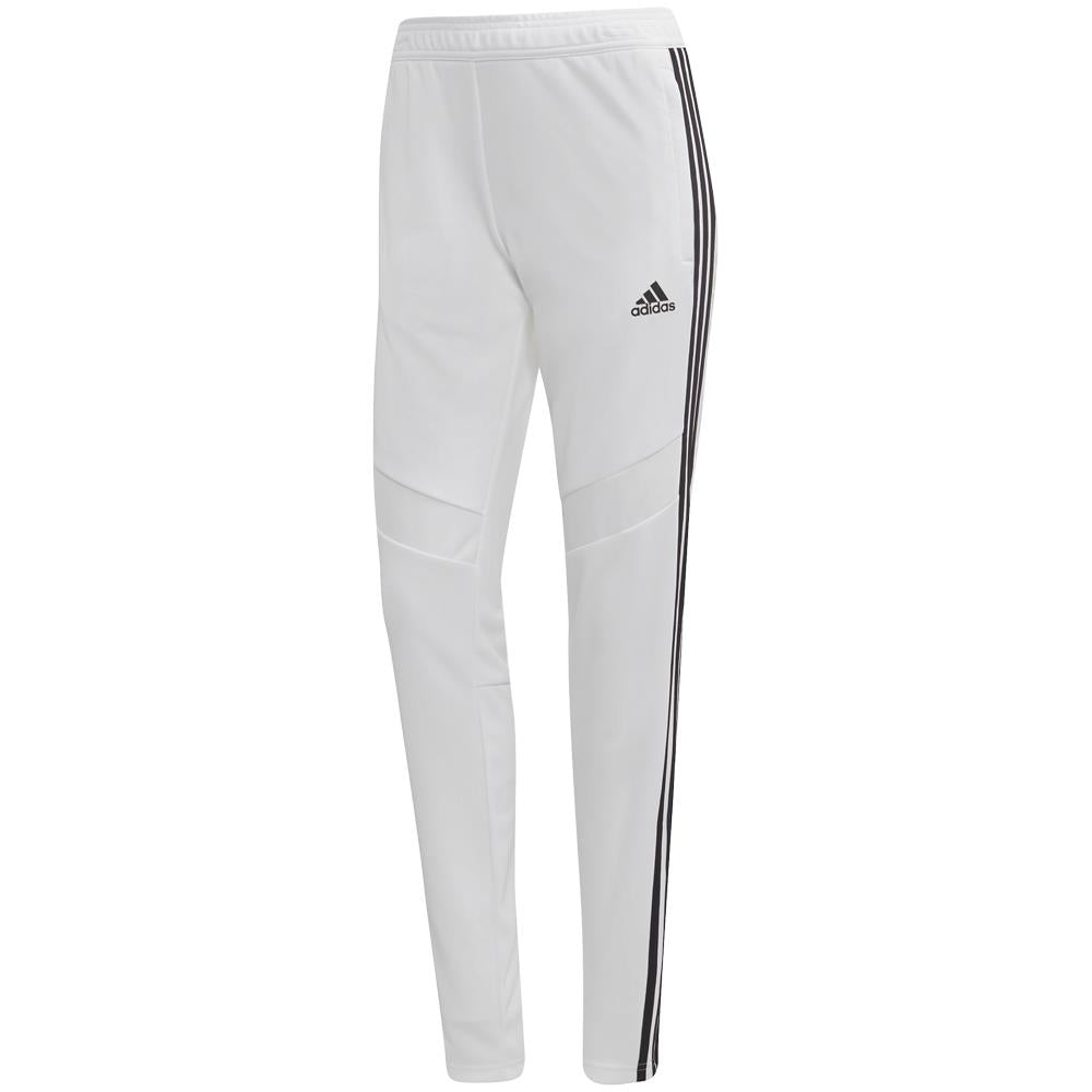 adidas Women's Tiro Training Pant - White/Black