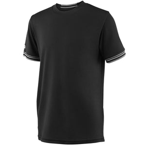 Wilson Boys Solid Team Crew - Black