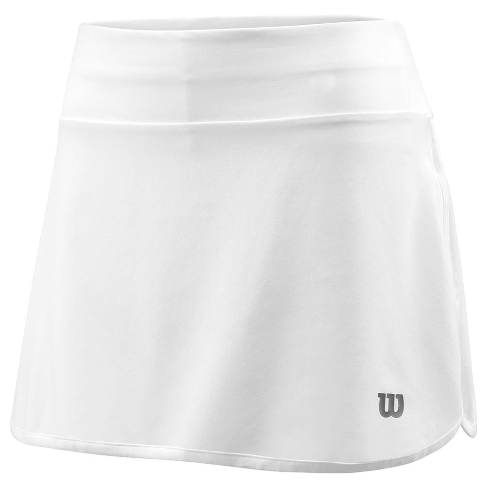 "Wilson Women's Training 12.5"" Skort - White"
