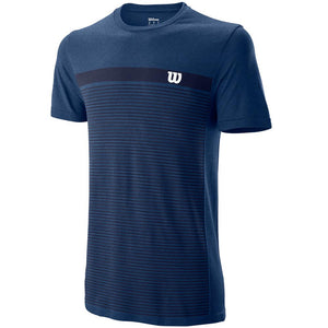 Wilson Men's Competition Seamless Crew - Peacoat
