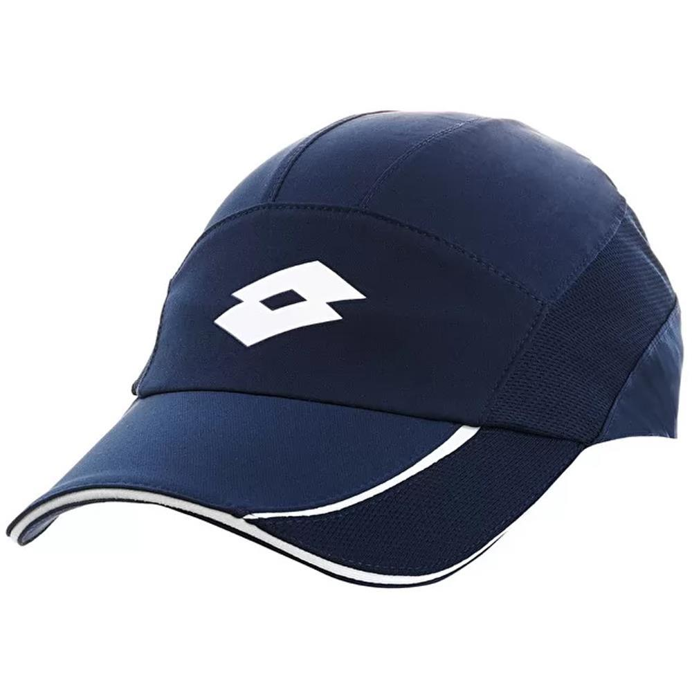 Lotto Core Tennis Hat - Navy