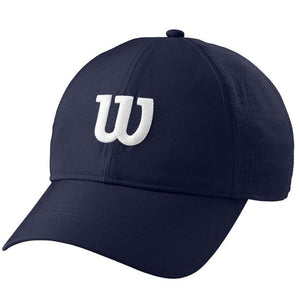 Wilson Ultralight Tennis Hat - Peacoat