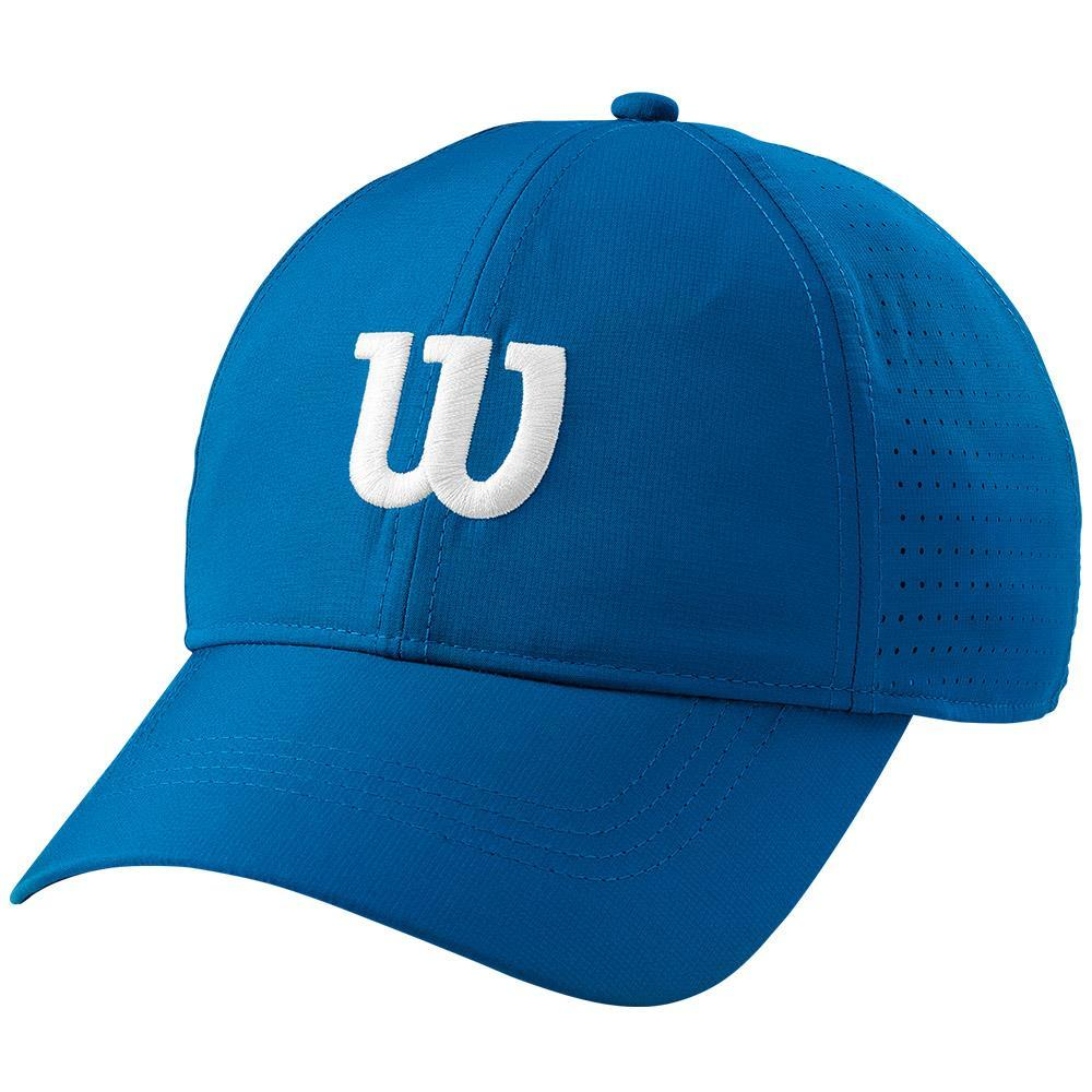 Wilson Ultralight Tennis Hat - Imperial Blue